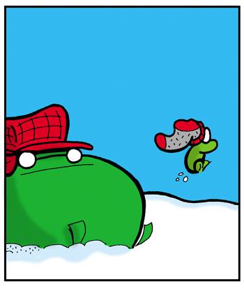 Pillowfrog